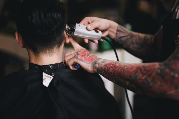 barbershop foto